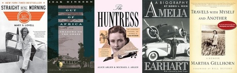 Meet the Huntresses: 5 Biographies of Adventurous Women | Fabulous Feminism | Scoop.it