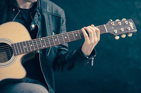 Surmonter les blocages à la guitare | Hobbies perso | Scoop.it
