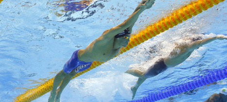The Science of Michael Phelps's Gold Medal-Winning Turn | Inspiring | Scoop.it