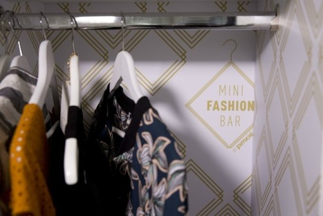 Ordering Fashion At The Hotel Mini Bar | Gabriella Wimmer Luxe | Scoop.it