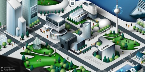 Bienvenue sur Ubisphère, les métiers du jeu vidéo by Ubisoft | Time to Learn | Scoop.it