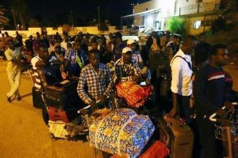 Spotlight: Inferno rages on in Tripoli amid unabated violence - 新华国际 | Saif al Islam | Scoop.it