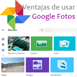 Almacenamiento ilimitado en Google Fotos | Un mundo de TIC | Scoop.it