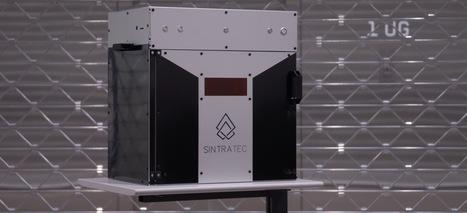 Sintratec - World's First Desktop Laser Sinterer   Creator's corner   Scoop.it