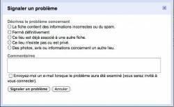Google Adresses victime de spam et fausses informations | Référencement internet | Scoop.it