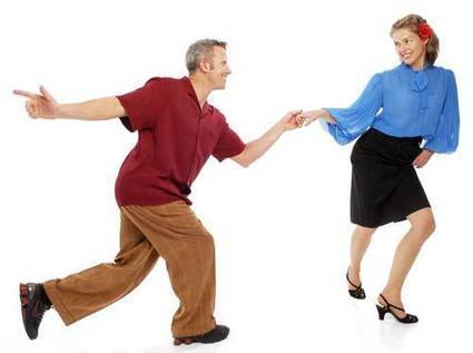 Distinguishing the differences between West Coast, East Coast swing and Lindy Hop | Sensational Dancing | Scoop.it
