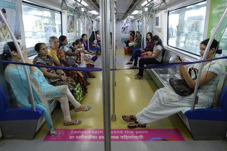Reportage : Une coentreprise française prend le métro de Mumbai | IndianSide | Scoop.it