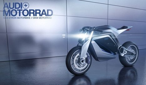 Audi Motorrad - Motorcycle by Audi | FASHION & LIFESTYLE! | Scoop.it