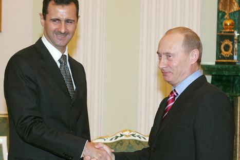 Bizarrely, Putin is talking more sense on Syria than anyone else   Global politics   Scoop.it