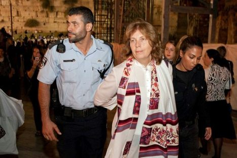 Women's rights activist: We are reclaiming Judaism's holiest site   Humanity   Scoop.it