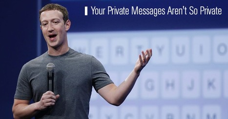 Facebook Sued for illegally Scanning Users' Private Messages | anonymous activist | Scoop.it