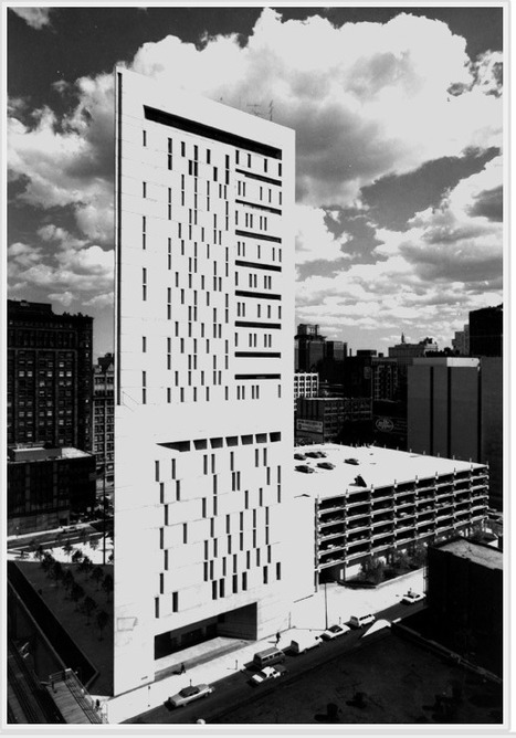 The Architecture of Harry Weese | The Architecture of the City | Scoop.it