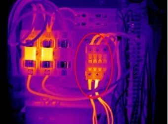 """Can """"Cold"""" Indicate an Electrical Fault? - Think Thermally - IRTalk - Snell Community 