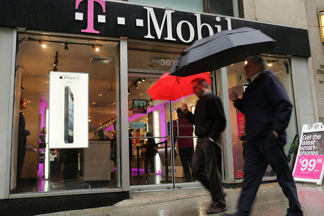 AT&T Offers Customers Credit for Leaving T-Mobile | mobile marketing | Scoop.it