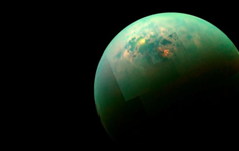 Il pourrait bien y avoir de la vie sur Titan, la lune de Saturne | Beyond the cave wall | Scoop.it