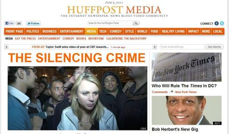 The Huffington Post Media Pages | Top sites for journalists | Scoop.it