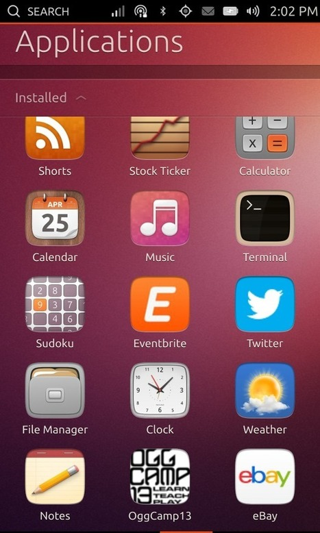 Ubuntu Touch: The smartphone Ubuntu Linux arrives - ZDNet (blog) | Linux Servers Performance and Uptime Management | Scoop.it