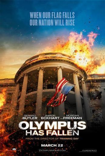 Olympus Has Fallen (2013) | Hollywood Movies List | Scoop.it