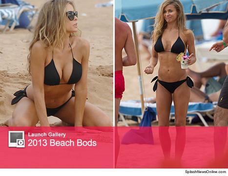"Carmen Electra: Still a ""Baywatch"" Babe in Black Bikini - Sexy Balla | News Daily About Sexy Balla | Scoop.it"