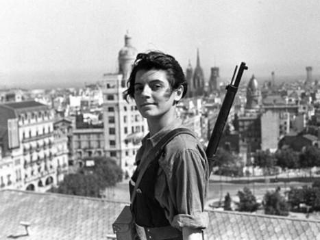 Marina Ginestà avait 17ans: l'icône de la guerre civile espagnole est morte - Rue89 | Actu Sociale & Politique | Scoop.it
