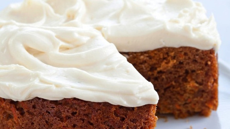 Bake a Carrot Cake in a Slow Cooker | Vegetarian slow cooker recipes | Scoop.it