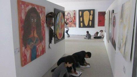Musécole, ou quand l'art va à la rencontre des enfants...au Maroc | Arts et FLE | Scoop.it