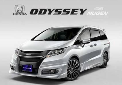 Harga dan Spesifikasi Mobil Honda Odyssey Terbaru | Ragam Berita | Scoop.it