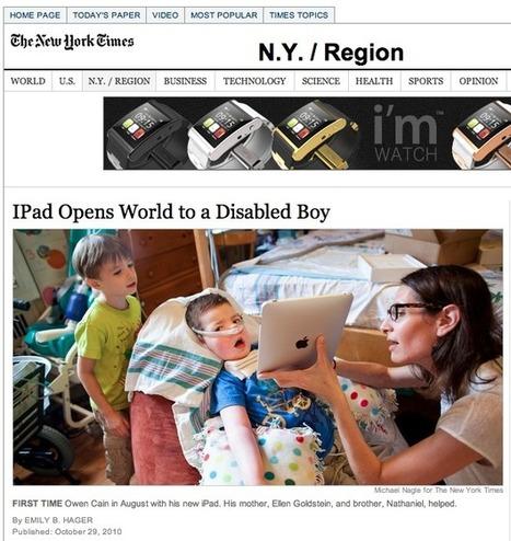 5 puntos fuertes del iPad frente a otras tabletas | Tecnología móvil | Scoop.it