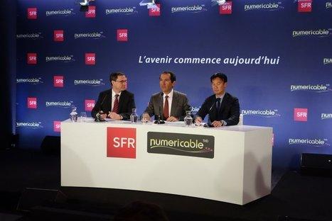 Numericable-SFR : les clients partent, les profits reviennent | TV Business Finance & Earnings | Scoop.it