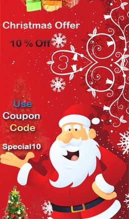 Christmas Offer | email marketing & social media | Scoop.it