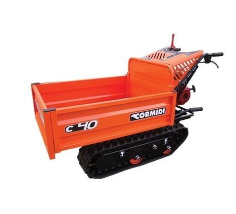 Cormidi Dumper 400kg | Construction Products | Construction Products | Scoop.it