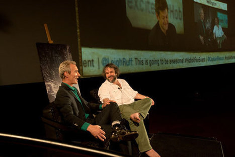Producers Guild to Honor Peter Jackson, Joe Letteri and Weta Digital   'The Hobbit' Film   Scoop.it
