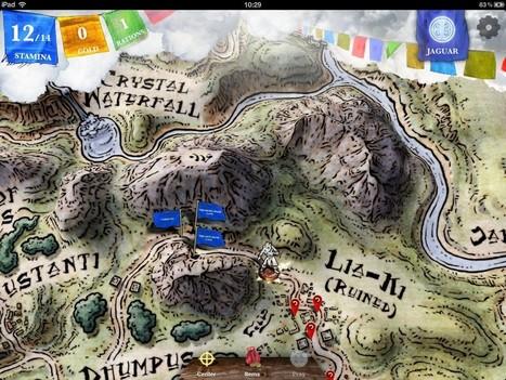 Le livre jeu à la croisée des chemins numériques | Jeux vidéos et bibliothèques | Scoop.it