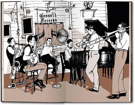 El jazz del Nueva York de los años veinte, en un libro | Efe Eme | UNELibros | Scoop.it