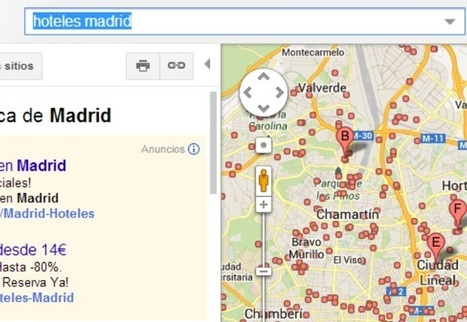 SEO Local, estrategias para empresas - Paginas Web | Google Street View Trusted, TourMake, Google My Business, Local, Maps, Now, Hotel Finder ... | Scoop.it