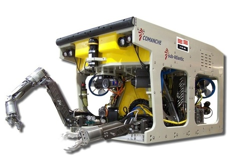IKM Subsea Singapore Secures Long Term ROV Contract Onboard ... | Subsea | Scoop.it