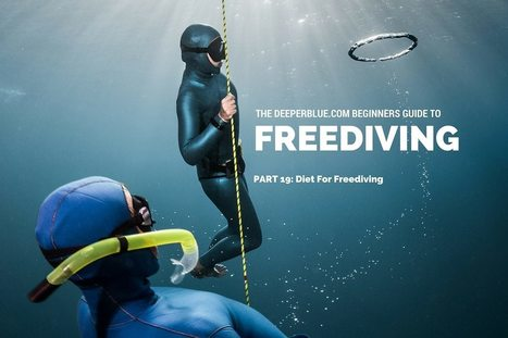 Diet For Freediving – DeeperBlue.com | Soggy Science | Scoop.it