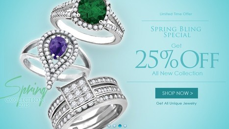 Looking For Blue Steel Jewelr   Stainless Steel Blue Rings   Scoop.it
