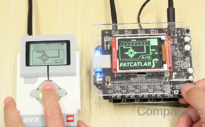 BeagleBone SBC beefs up Lego Mindstorms EV3 | Raspberry Pi | Scoop.it