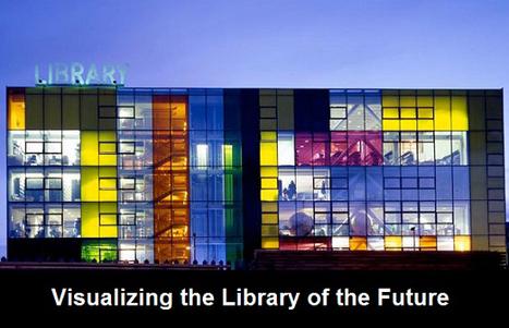Tecnoeducando: Cuestionario sobre el futuro de las bibliotecas | Aprendiendo a Distancia | Scoop.it
