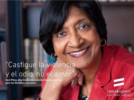 Libres e Iguales | Homofobia | Scoop.it