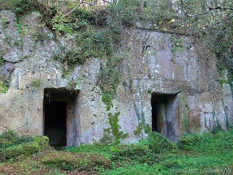 Necropoli etrusche e chiese medievali a San Giuliano di Barbarano Romano (VT)    Leggi tutti i dettagli su Tesori del Lazio   Ambiente   Scoop.it