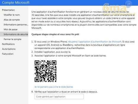 Sécuriser son compte Microsoft avec la vérification en deux étapes [Tutoriel]   Time to Learn   Scoop.it