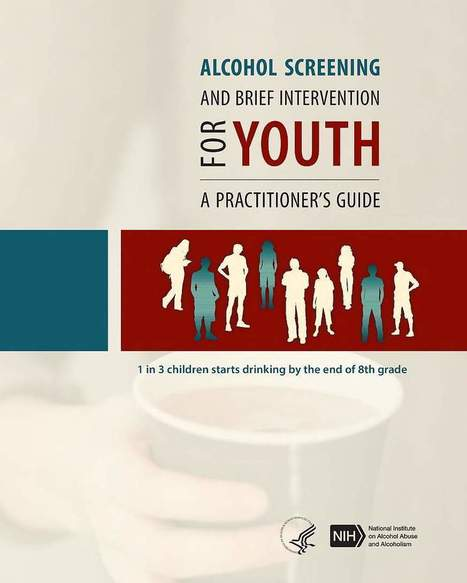 Study supports single-question alcohol screen for adolescents | Not related | Scoop.it