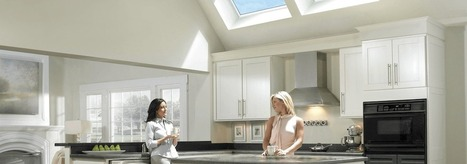 Skylight Installation, Energy Efficient, Skylight For Brighter Homes | Natural Ventilation | Scoop.it