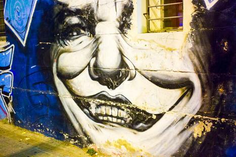 Street art in Uruguay | World of Street & Outdoor Arts | Scoop.it