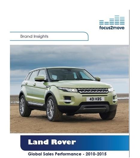 Focus2move| Land Rover global performance 2010 -2020 | focus2move.com | Scoop.it