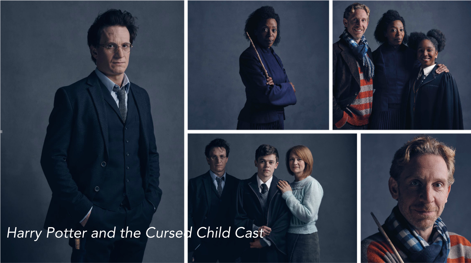 Harry Potter and The Cursed Child Full Cast Det...