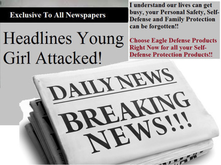 Headlines Young Girl Attacked! | Self-Defense | Scoop.it