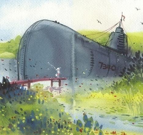 Storybird - Artful storytelling | Milky way | Scoop.it